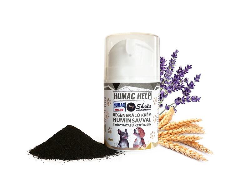 Humac Help regeneráló krém huminsavval
